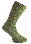Traditional Wool Sock Code 325