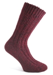 Traditional Wool Sock Code 326