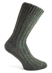 Traditional Wool Sock Code 327
