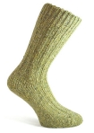 Traditional Wool Sock Code 335